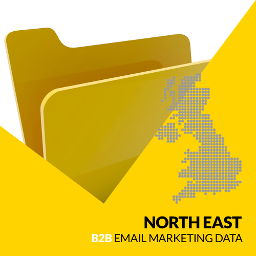 north-east-b2b-email-data
