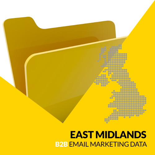 east-midlands-b2b-email-data