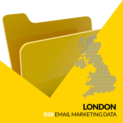London Email Marketing File