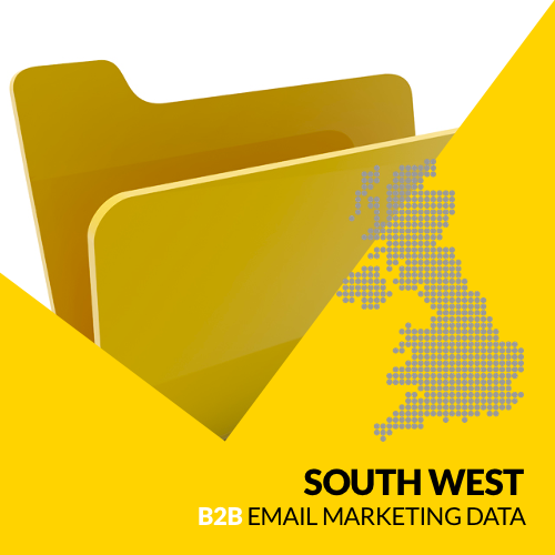 south-west-b2b-email-data